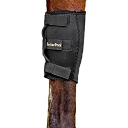 Back on Track 10 to 12-Inch Therapeutic Horse Knee Boots, Large
