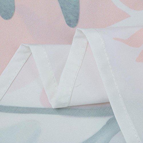 Femmes Blanc imprim Vovotrade T Casual Blouse Sexy manches shirt Mode Tops sans Feuilles Gallus Vest 6xqx15
