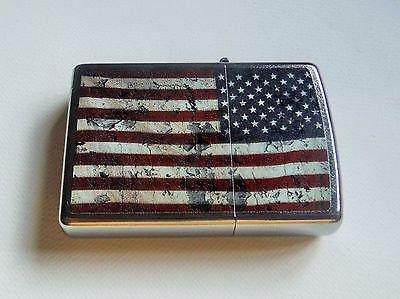 American Flag Zippo Lighter - 3