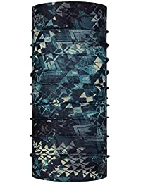 Buff Coolnet Uv+Insect Shield Neck Gaiter One Size Laertes Stone Blue