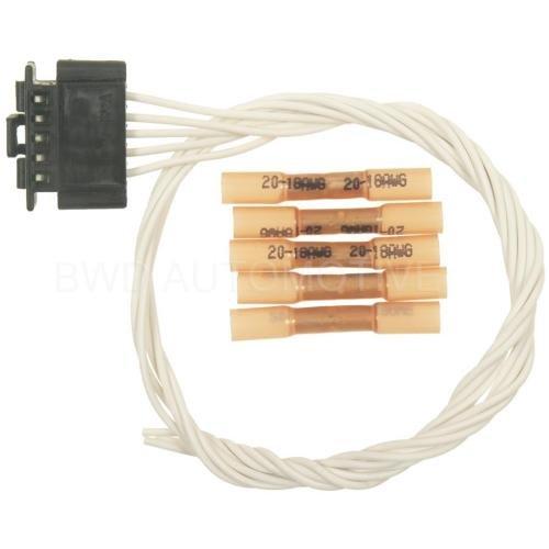 BWD Door Ajar Warning Switch Connector (PT1116)