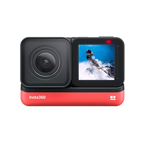 insta360 ONE R 4K 64GB Edition UK with 4K Wide Angle Lens