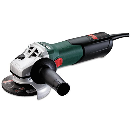Metabo, W 9-115, Angle Grinder, 4-1 2in. Dia, Slide, Single