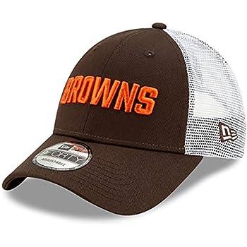 New Era Cleveland Browns Trucker...
