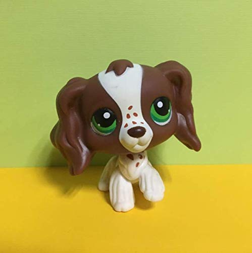 Pet Shops Littlest LPS Collection Toys #156 Spaniel Cocker Dog Figure