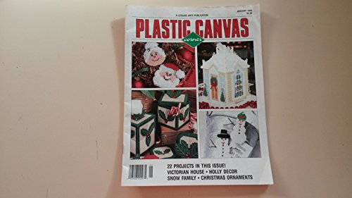 Plastic Canvas Corner - PLASTIC CANVAS CORNER MAGAZINE, JANUARY 1998, VOL. 9, NO. 2
