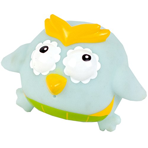 Kushies Baby Bath Mat and Floater Set, Owl, 4 Count by Kushies