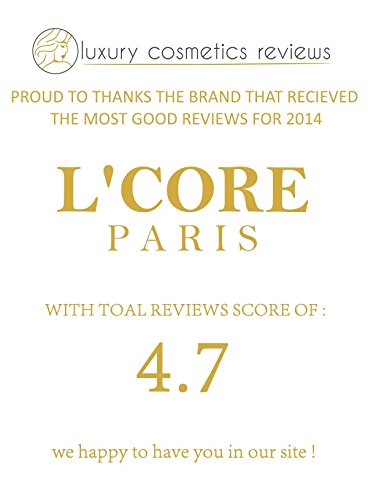 L'Core Paris 24K Multi Use Eye Serum - Creates an Anti Aging Effect, Remove Dark Circles, Wrinkles, Fine Lines, Puffiness Infused with Pure Gold & Vitamin A, C, E - 0.85oz/25ml