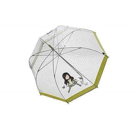 Paraguas Gorjuss Transparente Adulto
