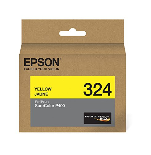 Epson-T324420-Epson-UltraChrome-HG2-Ink-Yellow