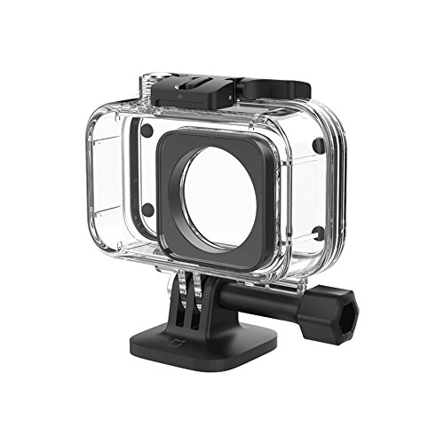 Original Xiaomi Mijia Mini Camera Waterproof Shell 40m Driving Housing Case IP68 Rating Protect Anti Frog Film Protective Box for Mi Action Camera 4K