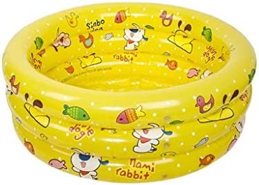 XLEVE 子供のインフレータブル風呂、家庭やポータブル用タブ肥厚ノンスリッププールベビーバスタブ