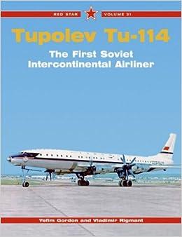 Tupolev Tu-114 (Red Star)