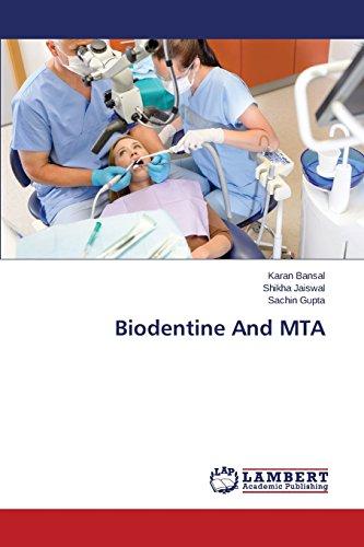 Biodentine And MTA