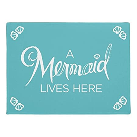 41rUZPYu1FL._SS450_ 50+ Mermaid Themed Area Rugs
