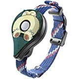 POTLIFE SNOORLAX LEATHER Cover Skin Sticker Accessory (Only for one piece) Pokeemon go Plus not included