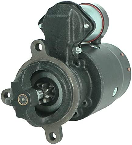 DB Electrical SDR0100 Starter Compatible With//Replacement For Clark Forklifts Lift Truck /& Teledyne Waukesha Engines C500 C500-30 C500-35 C500-40 C500-45 C500-50 C500-55 C500-H40 C500-Y60 Y50 Y40