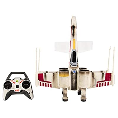 Air Hogs Star Wars Remote Control X-Wing Starfighter: Spin Master: Toys & Games