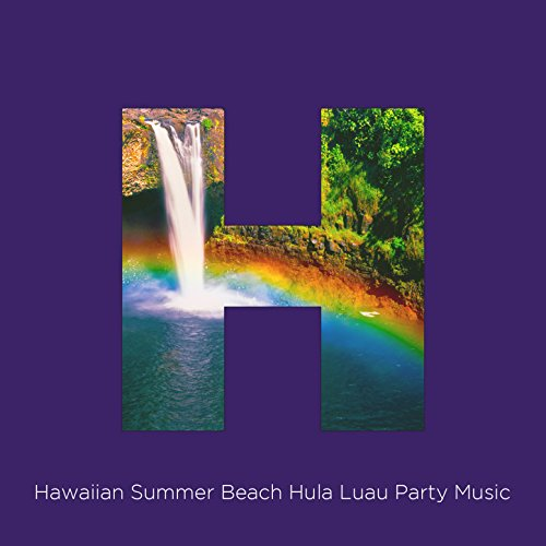 Hawaiian Summer Beach Hula Luau Party Music