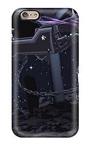 Richard V. Leslie's Shop New Style New Arrival Black Rock Shooter For Iphone 6 Case Cover 2081932K93502325