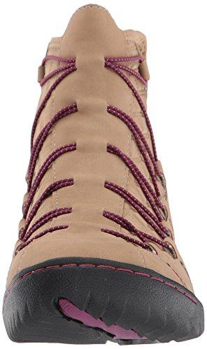 Spirit Ankle Bootie Jambu Tan Vegan Women's 5wBTcqF1c