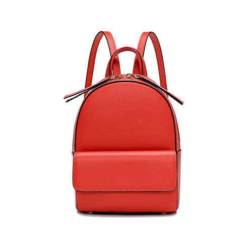 Rosso Scuro Zainetto Mini Hexuan Super black Fashion Mattone Verde HqRHX0f