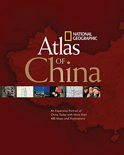 National Geographic Atlas of China...