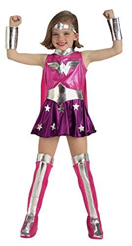 DC Comics Wonder Woman Child's Costume - -