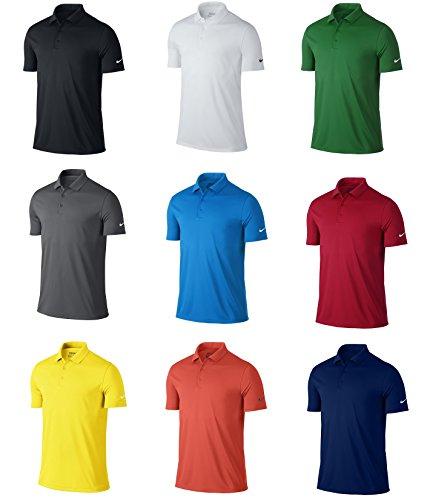 NIKE Men's Victory Solid Polo – DiZiSports Store