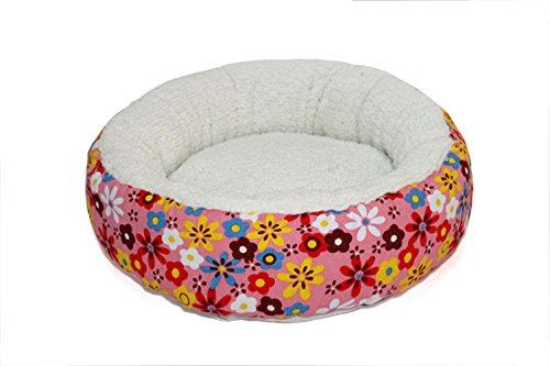 Uniquorn Canvas Round Kennel Warm Cat Nest Pet Nest The Dog Mattress Pet Winter Supplies (Online Costume Jewelry Stores)