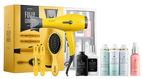 Drybar Buttercup Fully Loaded Holiday Set - Dryer, On the Ro