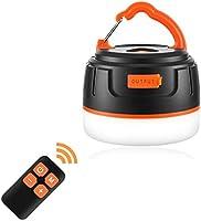 COTIER LEDランタン充電式5200mAhモバイルバッテリー5調光モードIP65防水防塵認証アウトドアキャンプ用品
