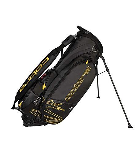 Cobra Golf 2019 Tour Crown Stand Bag (Black)