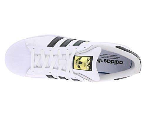 Sneakers Superstar Low 5 White adidas UK Top Men's Blue Fw1Uf
