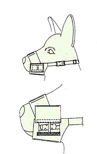 C-Muzzle w/ Mouth Flap Size 3