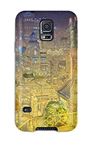 Fashion Design Hard Case Cover/ CNAUpjp5433BykhN Protector For Galaxy S5