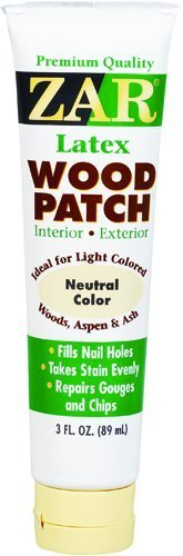 Zar 30941 Neutral Wood Patch, 3-Ounce by ZAR