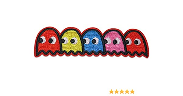 Finally Home Pacman - Parche termoadhesivo, diseño de Parches ...