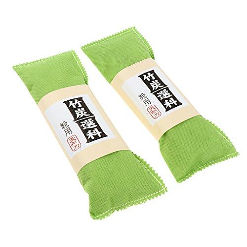テセウス手綱ウィザードhomyl竹チャコールバッグInlineスピードスケート靴削除臭気Purify Fresh Air – 6色使用可能な