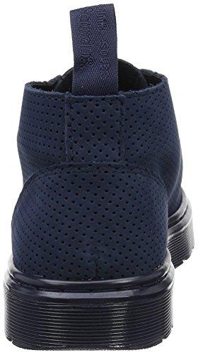 Boots Unisex Adults' Kaya Indigo Blue Dr Chukka Baynes Perfed Martens 1CwRWxaP