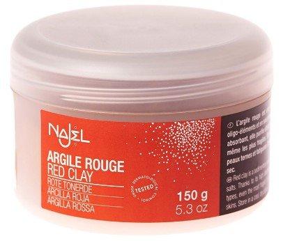 Cmagic® Argile rouge en poudre, 150 gr plus riche en oxydes et hydroxydes de fer, d'où vient sa couleur rouge. Elle contient du silicate d'aluminium et du silicate de magnésium Inkanat