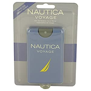 NAUTICA Eau de Toilette Travel Spray 0.67 fl oz (20 ml) (Voyage)