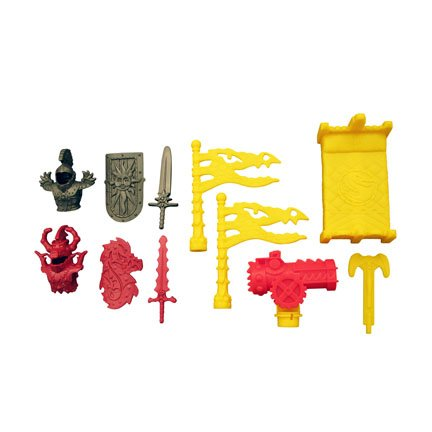 Fisher Price Imaginext Dragon World Fortress Accessories