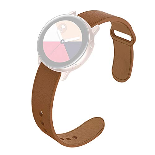 for Samsung Galaxy Watch Active, Creative Vintage Replacement