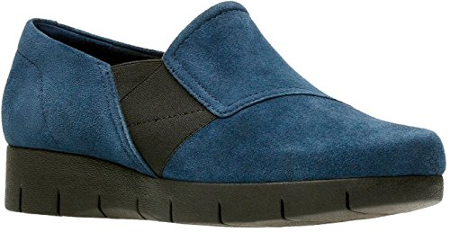 Clarks - Womens Daelyn Monarch Schoen Marine