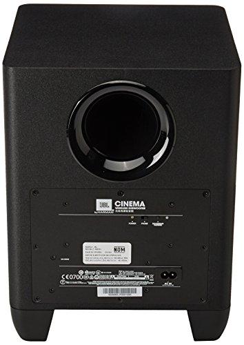 jbl premium soundbar 2 1 channel home theater speaker system black cinema sb250 buy online. Black Bedroom Furniture Sets. Home Design Ideas