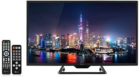 Telesystem TV LED HD 12 V Camper 24