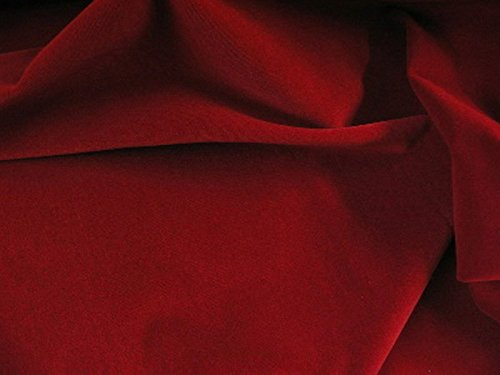SyFabrics 100% Cotton Velvet Fabric 56 inches Wide -