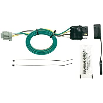 41rUo3 Hy9L._SL500_AC_SS350_ amazon com tekonsha 118263 4 flat tow harness wiring package Tekonsha Voyager Brake Controller Wiring Diagram at n-0.co