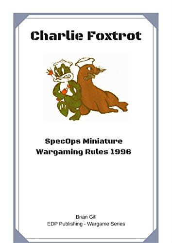 Amazon com: Charlie Foxtrot: SpecOps Miniature Wargaming